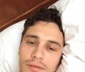 James Franco poste une vidéo de lui drogué sur Instagram