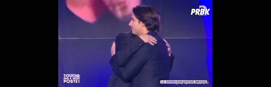 TPMP : Jérémy Ferrari danse un slow avec Cyril Hanouna