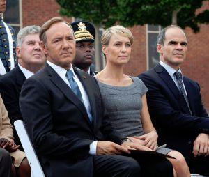House of Cards saison 2 : Barack Obama invité