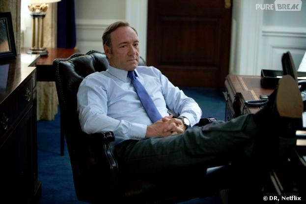 House of Cards saison 2 : Barack Obama invité