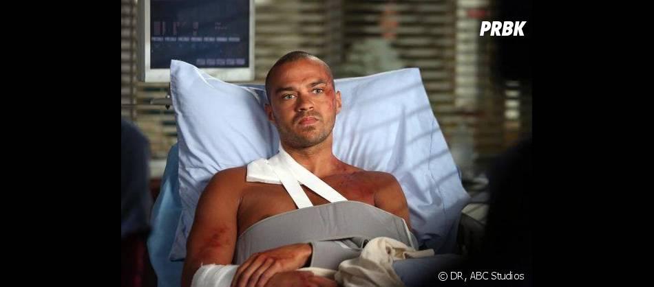Grey's Anatomy saison 10 : Jackson face à l'humiliation de Stephanie