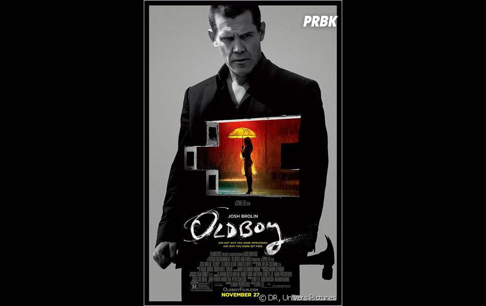 Oldboy sortira le 1er janvier 2014 au cinéma