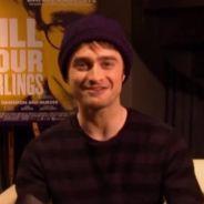 Daniel Radcliffe, le cast du Hobbit 2, Idris Elba... : les stars vous souhaitent un Joyeux Noël 2013