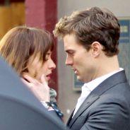 Fifty Shades of Grey : nouvelles photos du tournage avec Jamie Dornan et Dakota Johnson