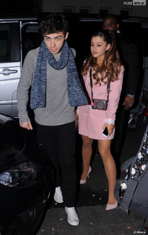 Ariana Grande et Nathan Sykes : les rumeurs de rupture démenties ?