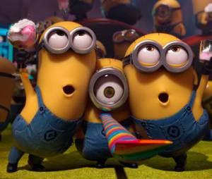 Les films qui ont cartonné au box-office en 2013 : Moi, moche et méchant 2