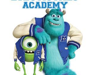 Les films qui ont cartonné au box-office en 2013 : Monstres Academy
