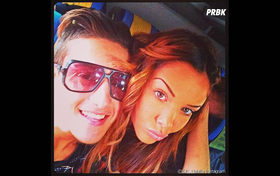 Nabilla Benattia fiancée à Thomas Vergara sur le tournage d'Allo Nabilla ?
