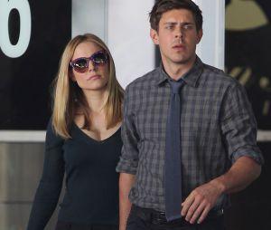 Veronica Mars : Kristen Bell sur le tournage