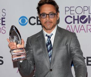 People's Choice Awards : Robert Downey Jr gagnant en 2013