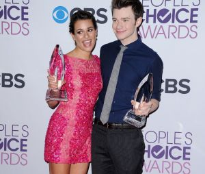 People's Choice Awards : Lea Michele et Chris Colfer gagnants en 2013