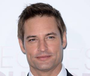 People's Choice Awards 2014 : JOsh Holloway sur le tapis-rouge le 8 janvier 2014 à Los Angeles