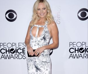 People's Choice Awards 2014 : Malin Akerman sur le tapis-rouge le 8 janvier 2014 à Los Angeles