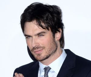 People's Choice Awards 2014 : Ian Somerhalder sur le tapis-rouge le 8 janvier 2014 à Los Angeles