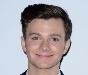 People's Choice Awards 2014 : Chris Colfer sur le tapis-rouge le 8 janvier 2014 à Los Angeles