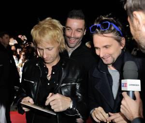 Le groupe Muse aurait aidé Mylène Farmer dans la composition de son nouvel album