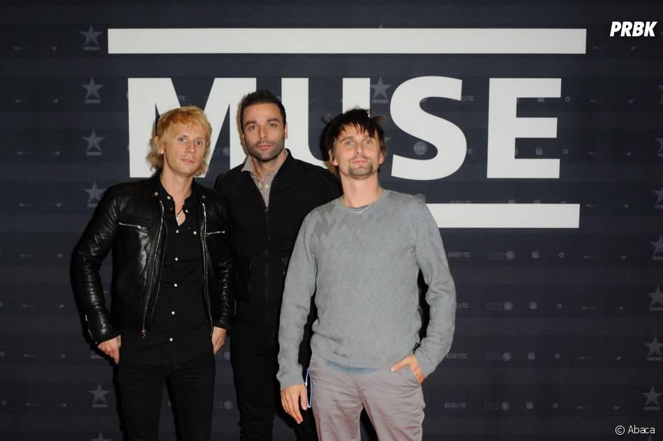 Muse : le groupe anglais aurait aidé Mylène Farmer dans la composition de son nouvel album