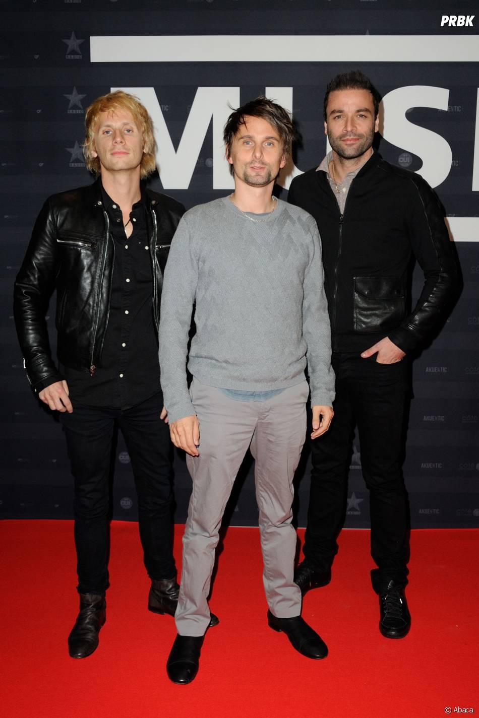 Muse aurait collaboré avec Mylène Farmer