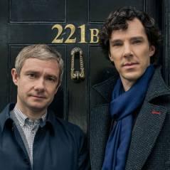 Sherlock : les saisons 4 et 5 déjà en prévision
