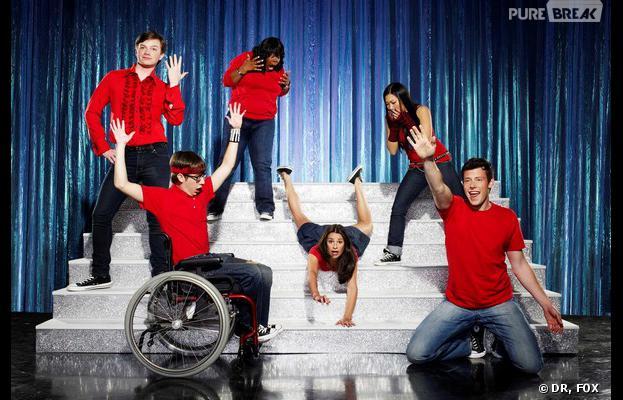 Glee saison 5 : le plein de stars dans l'épisode 100