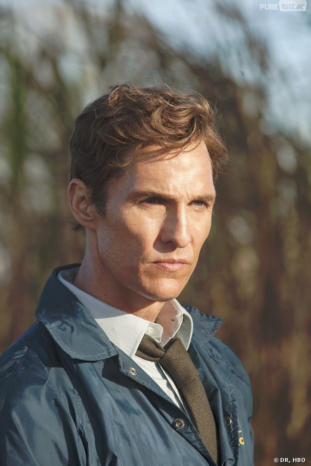 True Detective : Matthew McConaughey éblouissant