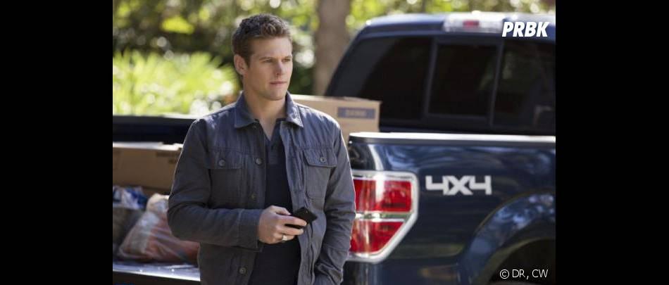 Vampire Diaries saison 5, épisode 12 : Zach Roerig