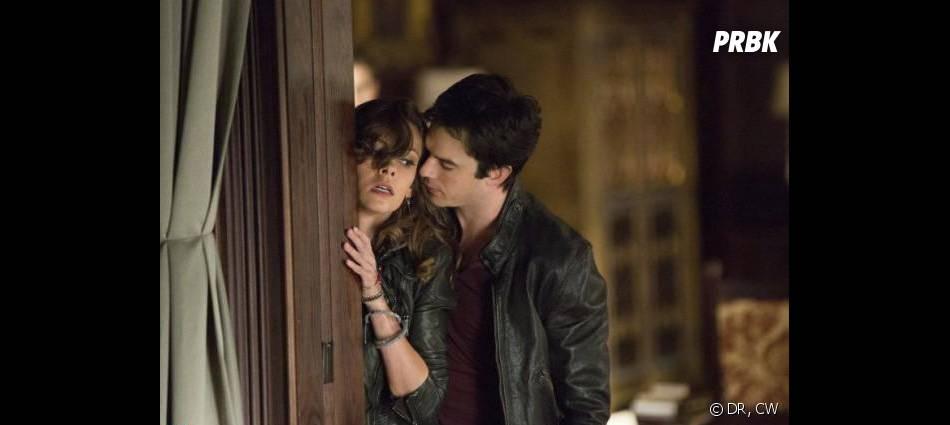 Vampire Diaries saison 5, épisode 12 : Nadia face à Damon