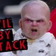 Le bébé le plus flippant du monde terrorise New York