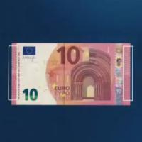 Et le nouveau billet de 10 euros ressemblera à...