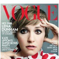 Lena Dunham (Girls) : les gifs de son shooting photoshoppé pour Vogue