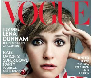 Lena Dunham (Girls) : la Une photoshoppée de Vogue fait polémique