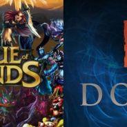 League of Legends VS Dota 2 : qui remporte la bataille des MOBA ?