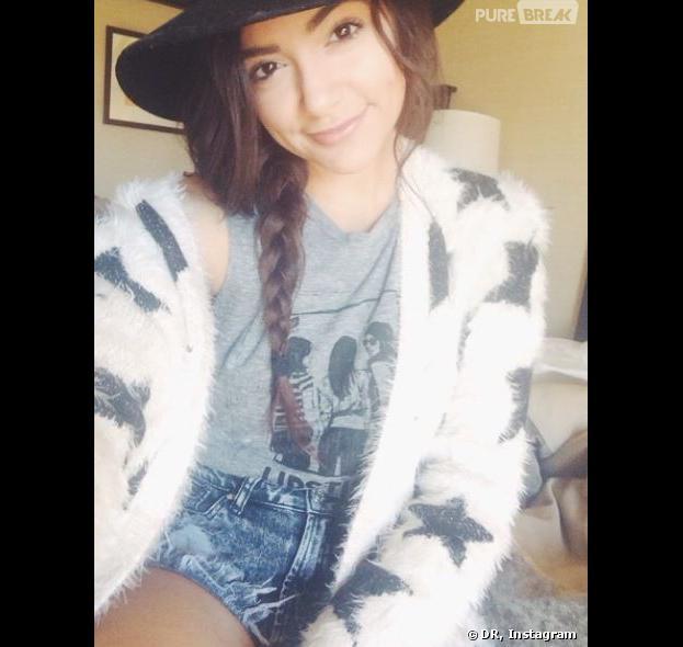 Bethany Mota : blogueuse mode avec près de 5 millions d'abonnés sur Youtube