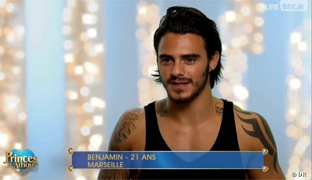 Les Princes de l'amour : Benjamin a passé un entretien pour Les Anges et Les Marseillais