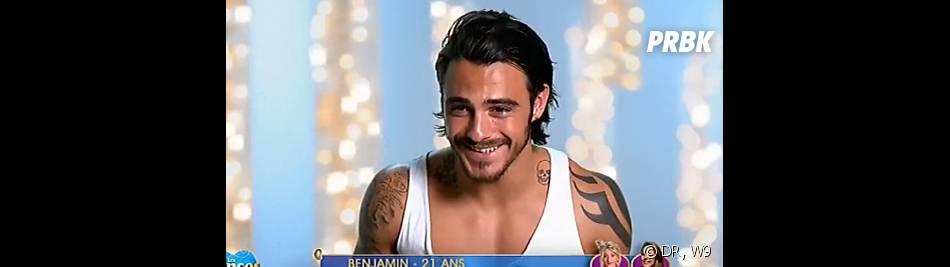Les Princes de l'amour : Benjamin n'en a pas fini avec la télé-réalité