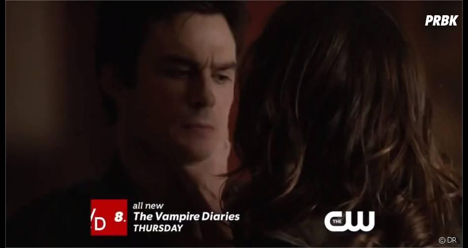 Vampire Diaries saison 5, épisode 12 : Damon va-t-il céder ?