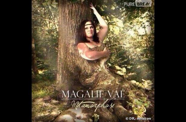 """Magali Vaé : pochette de son nouvel album """"Métamorphose"""""""