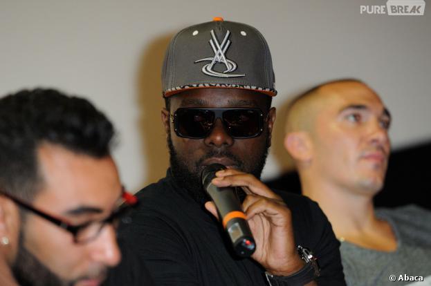 Maitre Gims : le rappeur a gagné 3,1 millions d'euros en 2013 selon Challenges