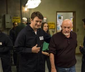 Community saison 5 : Nathan Fillion devient un concierge