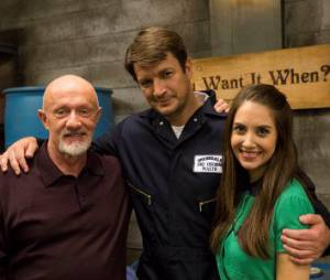 Community saison 5 : Nathan Fillion débarque