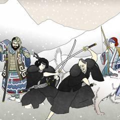 [SÉRIES] Game of Thrones : et si la série se déroulait à l'époque des Samouraïs...