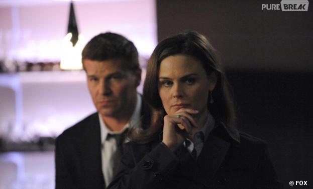 Bones saison 9 : nouvel ennemi pour Booth et Brennan