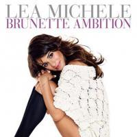 """Lea Michele dévoile la couv' de son livre """"Brunette Ambition"""""""