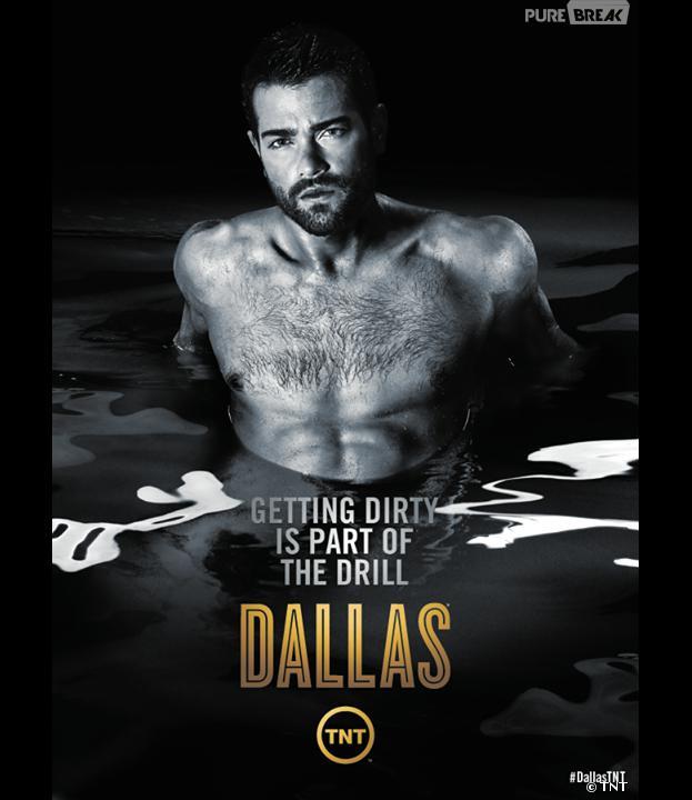 dallas saison 3 poster avec metcalfe