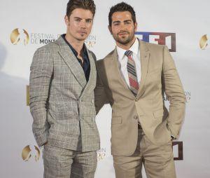 Dallas : Josh Henderson et Jesse Metcalfe au Festival de Monte Carlo 2013