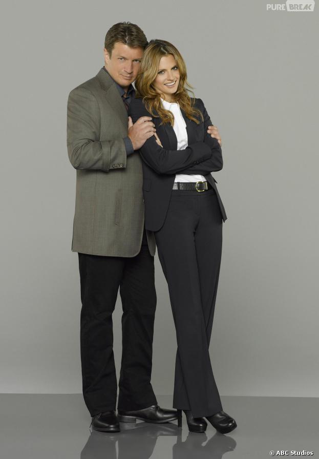 Castle saison 6 : un mariage à venir pour la fin de l'année ?