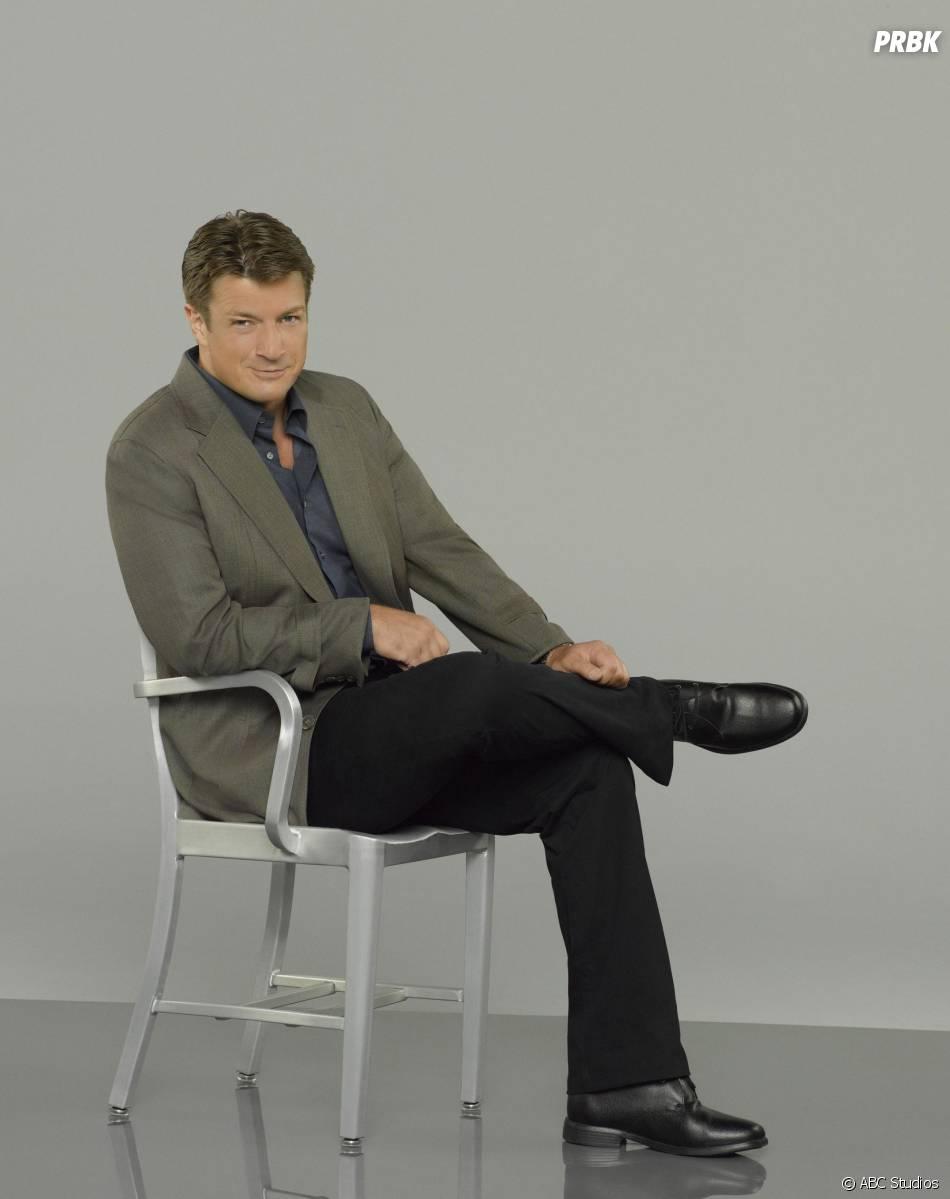 Castle saison 6 : Nathan Fillion