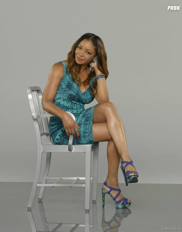 Castle saison 6 : Tamala Jones
