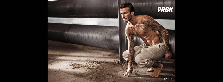 David Beckham : vraiment sexy ou simple tricheur ?