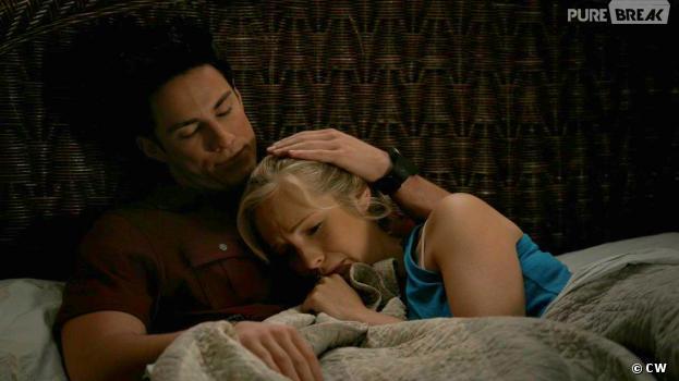 The Vampire Diaries saison 5 : amitié impossible pour Tyler et Caroline ?
